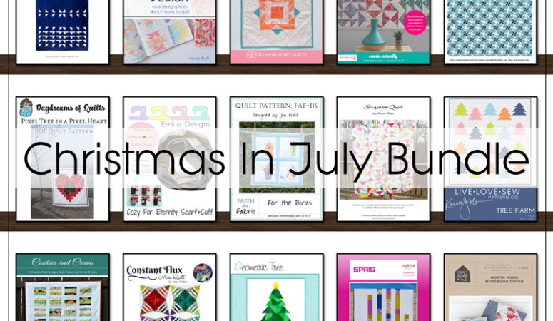 Christmas In July Bundle Sale