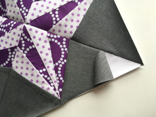 Foundation paper piecing mistakes