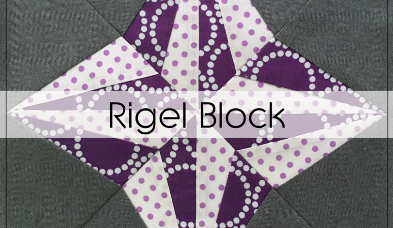 Milky Way Sampler: Block 7 – Rigel