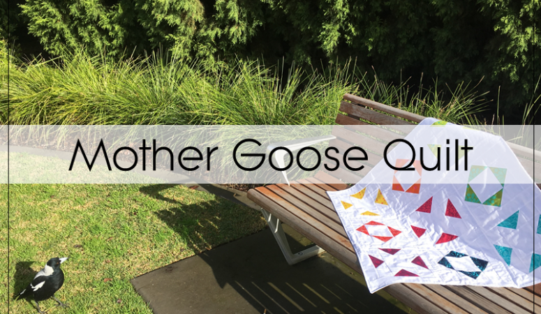 Mother Goose – A Baby Quilt Pattern