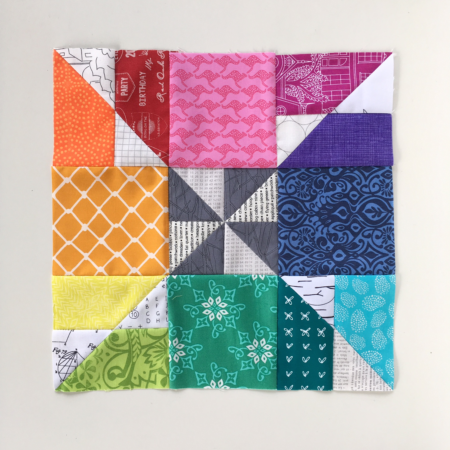 Some Quilting Bee Blocks Blossom Heart Quilts