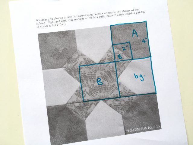 How to use an AccuQuilt for any quilt pattern shapes