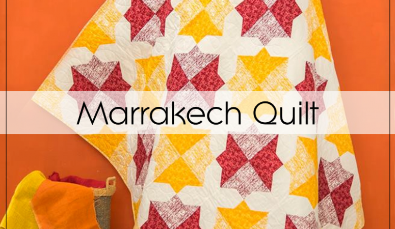 Marrakech Quilt Pattern