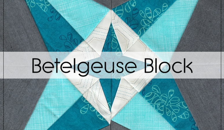 Milky Way Sampler: Block 9 – Betelgeuse