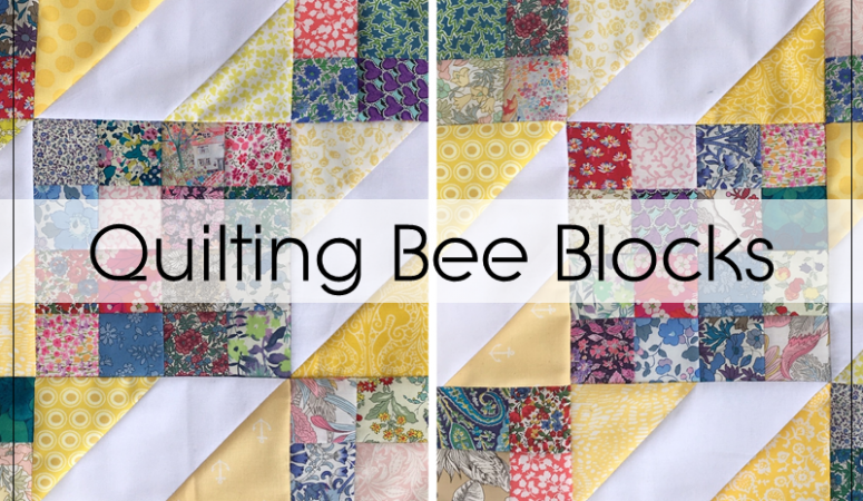 Some Quilting Bee Blocks