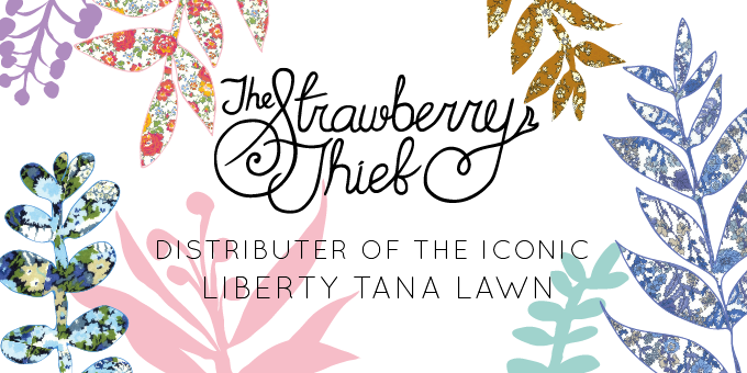 The Strawberry Thief Liberty store
