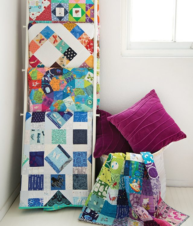 Quilts from Fussy Cutters Club