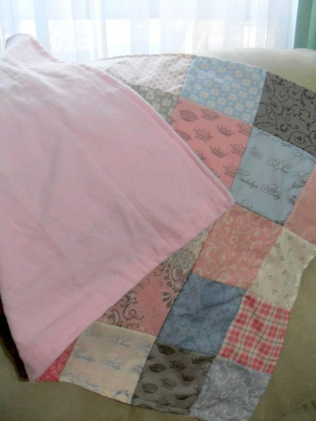 Alyce Blossom Heart Quilts early quilt