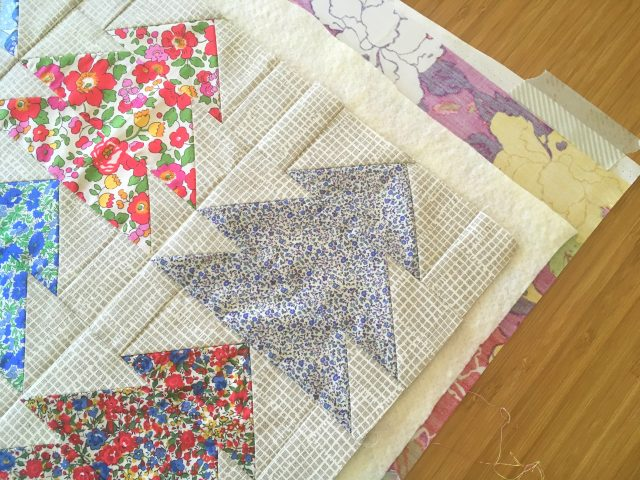 How to baste a quilt