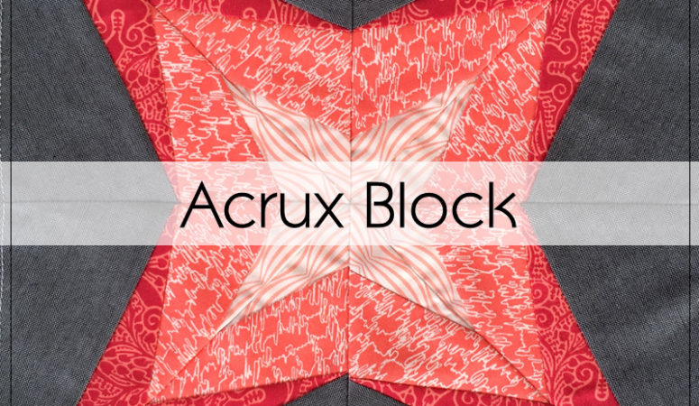 Milky Way Sampler: Block 11 – Acrux