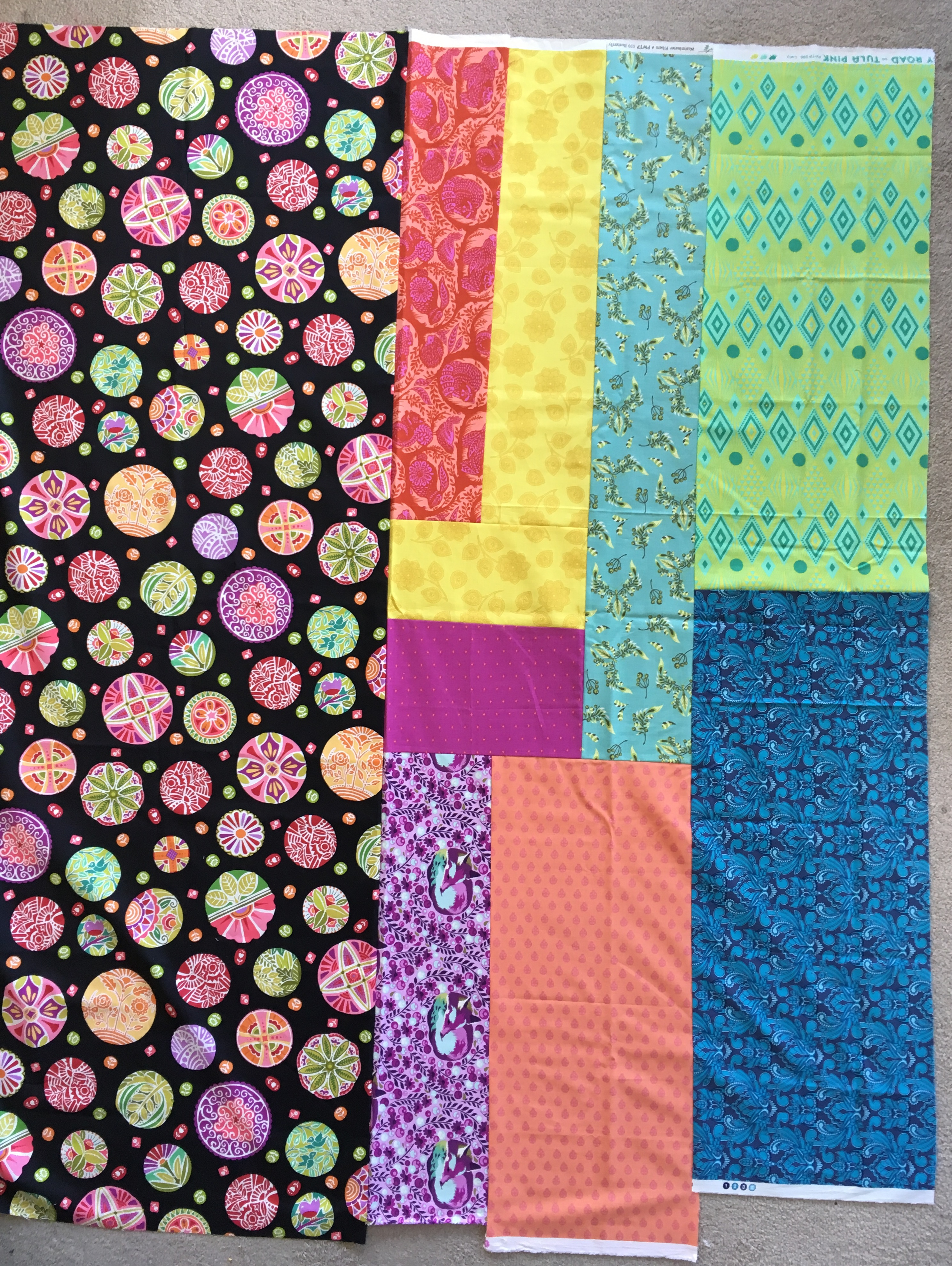 How To Choose Quilt Backing | Blossom Heart Quilts : quilt backing - Adamdwight.com