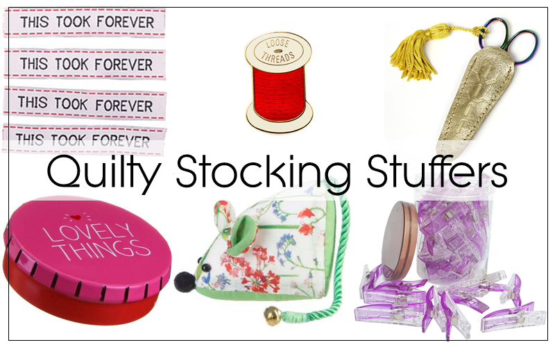 10 Quilting Stocking Stuffers Under $10
