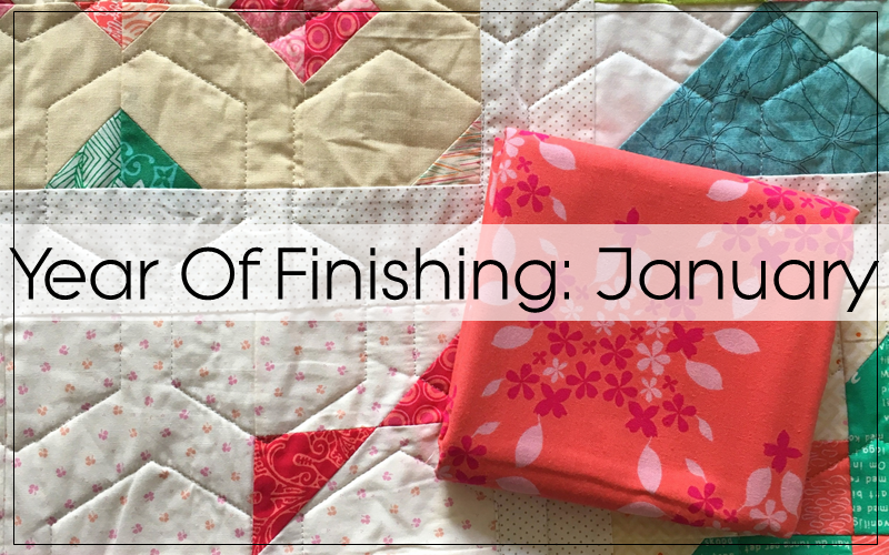 Year Of Finishing: Project 1 – The Bee Hive Quilts Sampler