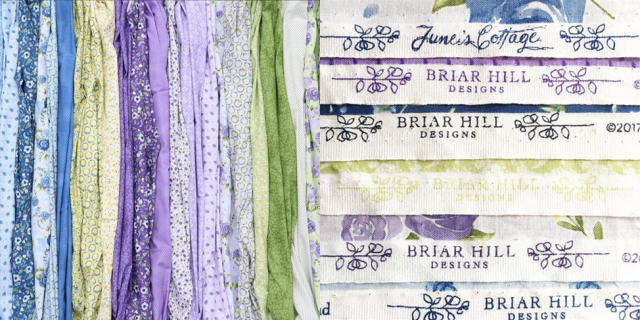 June's Cottage by Briar Hill Designs for RJR Fabrics