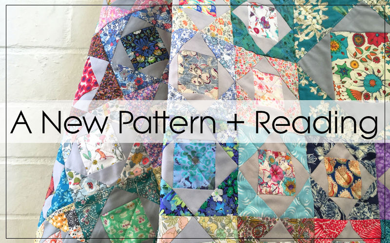 A New Pattern + Weekend Reading