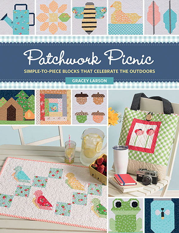Patchwork Picnic book