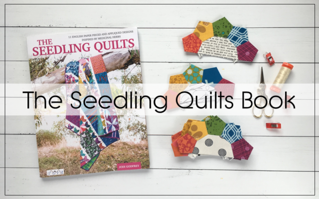 The Seedling Quilts Book - Elderberry | Blossom Heart Quilts