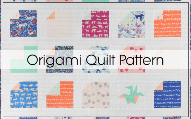 How To Design A Quilt Pattern: The Pattern Sample | Blossom Heart Quilts