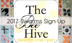 The Bee Hive 2017 – Sign Up!